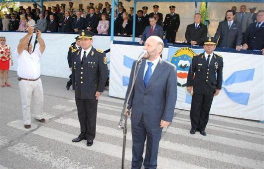 Jefatura de Corrientes participó de las Bodas de Oro de la Policía de Formosa