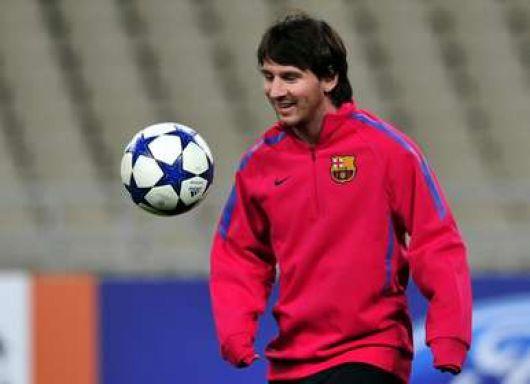 ¿Querés ser Messi?