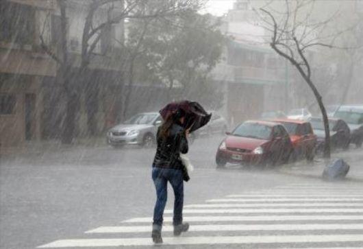 Continúa el alerta meteorológico para Corrientes
