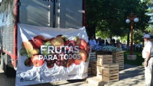 Nuevas fechas del programa Frutas para Todos en nuestra Ciudad