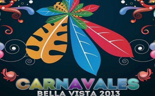 El carnaval de Bella Vista se presento en corrientes