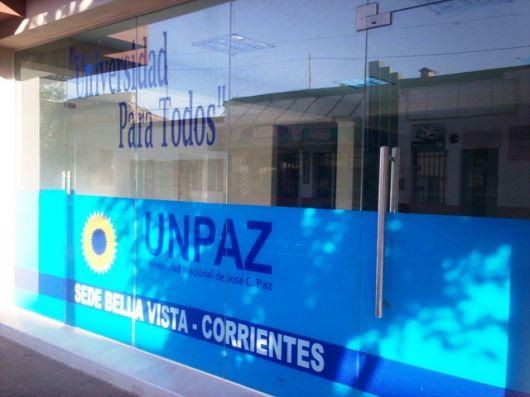 Delegación correntina de la UNAPAZ