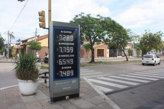 Combustibles: YPF fue la firma con más subas de precios en 2012