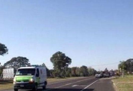 El último día del año se cobró dos víctimas en un accidente de dos motos