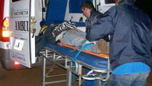 Drama pasional: Un hombre de 45 años grave tras ser acuchillado por su mujer