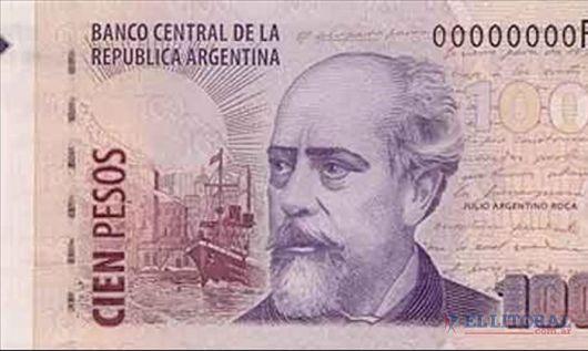 Ocho de cada diez billetes que se imprimieron en 2012 fueron de 100 pesos