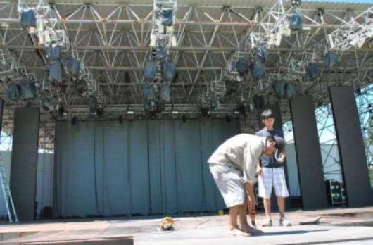 El Anfiteatro Cocomarola se prepara para vivir la mística del Chamamé
