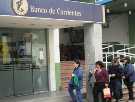 """El Banco de Corrientes comienza a brindar el anticipo """"Aguinaldo Dorado"""""""