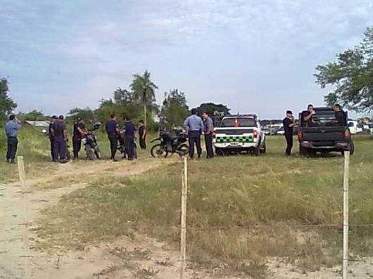 Pelea pasional: Matan a puñaladas a un hombre en un paraje rural Goya
