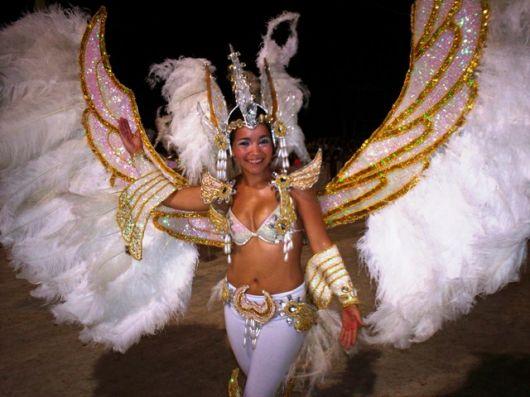 3ª noche de carnaval