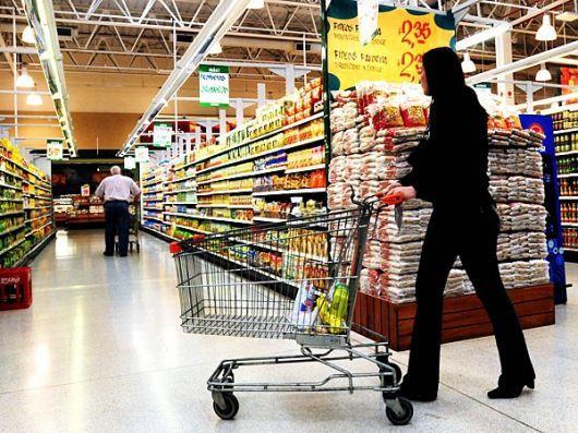 Supermercados nacionales congelarán precios hasta abril