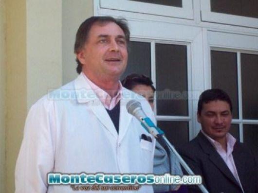 Tras presentar su renuncia, el exdirector del Hospital de Caseros denunció abandono provincial