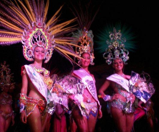 Bella Vista eligió a la Reina del Carnaval 2013