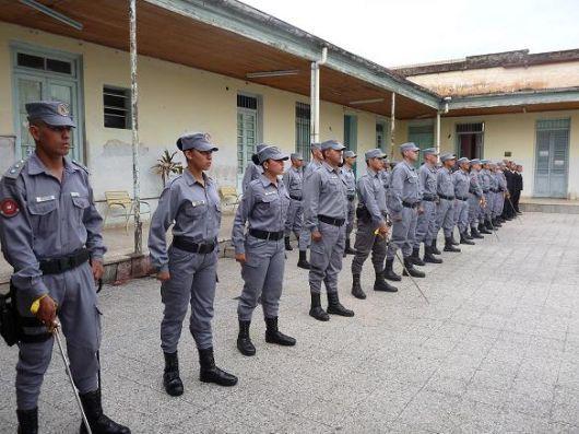 Inscriben para ingresar al Servicio Penitenciario