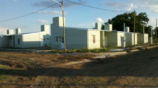 La Provincia culmina 50 viviendas para familias de Bella Vista