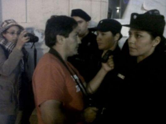 Incidentes en festejos por el Bicentenario de la Batalla de Salta