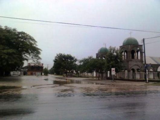 El municipio asiste a familias afectadas por el temporal en Santa Rosa