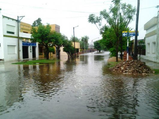 Bella Vista bajo Agua