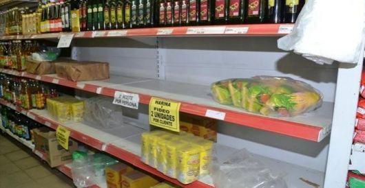 El faltante de productos obliga a definir nuevas opciones en la cocina