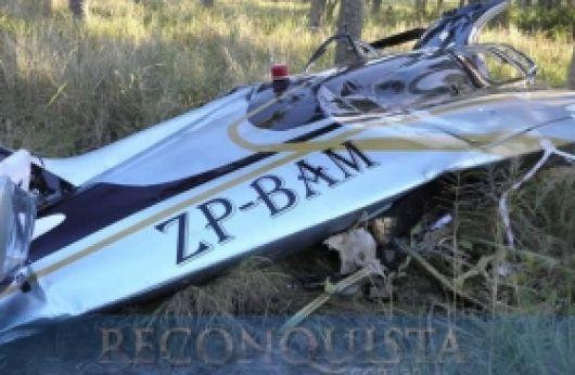 Tragedia aérea: Gortari se topó con un fuerte frente de tormenta