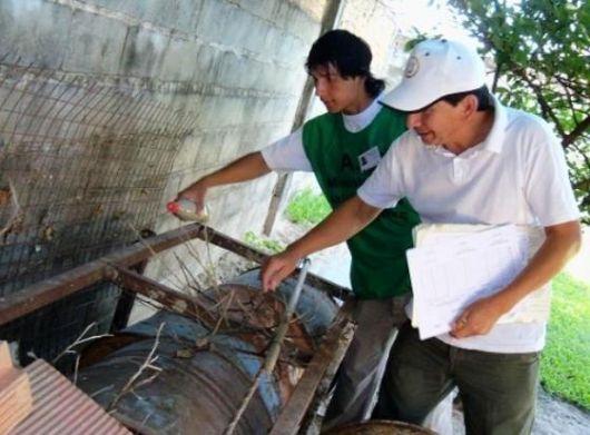 Dengue: temen más contagios durante Semana Santa