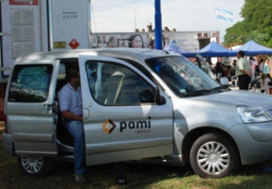 PAMI: relevamiento y entrega de subsidios