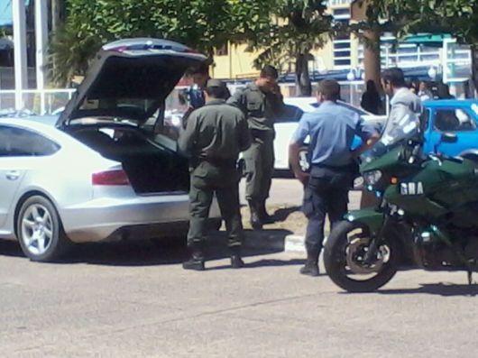 Gendarmería detuvo a una persona y secuestró 64 mil pesos y dos armas de fuego