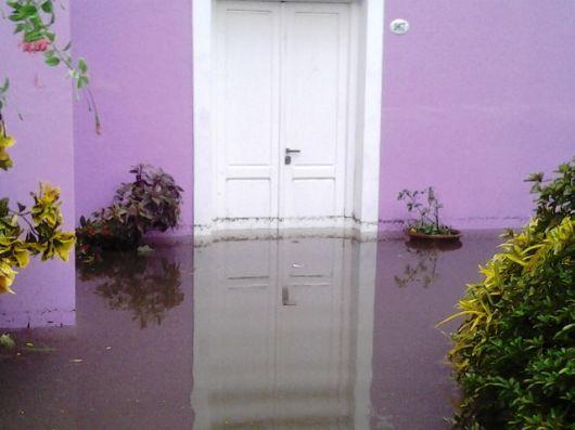Eximición de impuestos para los damnificados por las lluvias