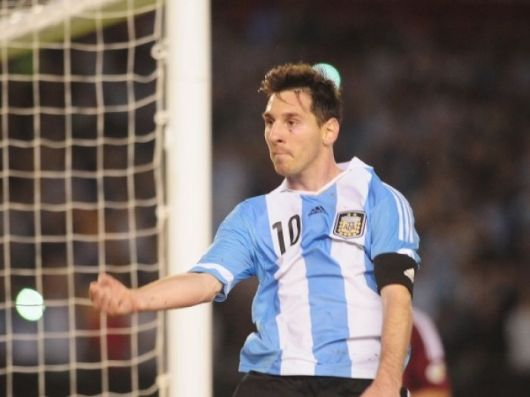 Italia invitó a la Argentina a disputar un amistoso en honor al Papa