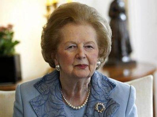 Murió Margaret Thatcher