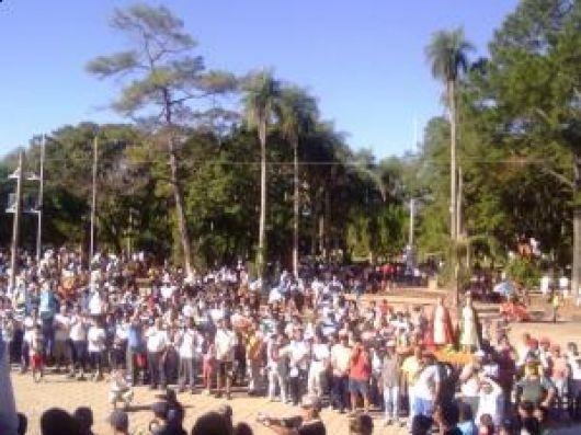 El sábado, se inicia la 113° Peregrinación a Itatí de los tres pueblos