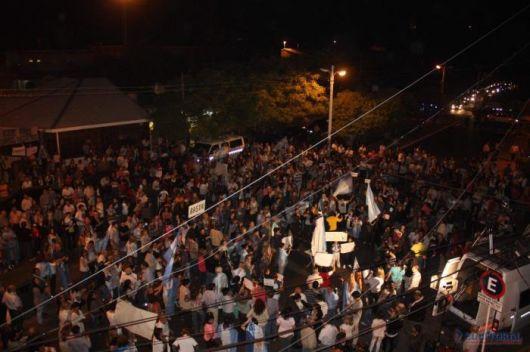 Miles de correntinos dijeron presente en el #18A anti k