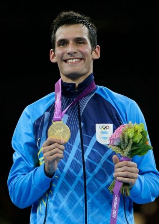 El Papa recibirá al medallista correntino Sebastián Crismanich
