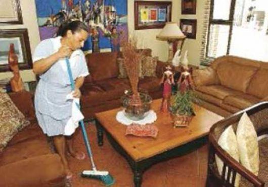 Por el nivel de ingresos o por el patrimonio, la AFIP presumirá quién tiene servicio doméstico
