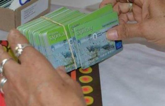 Mañana estarán habilitadas las tarjetas Sapucay