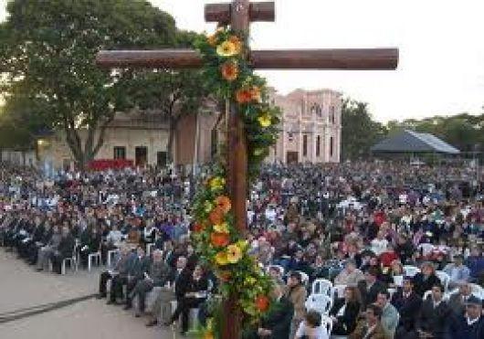 Corrientes celebra la Solemnidad de la Santísima Cruz de los Milagros