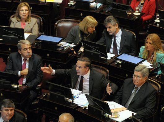 Todo listo para que el Senado Nacional convierta en ley la reforma a la Magistratura