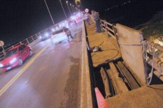 Fuego en el Puente: la falta de inversión mostró sus consecuencias