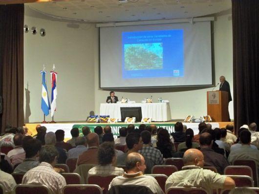 VII Congreso Argentino de Citricultura en Puerto Iguazú