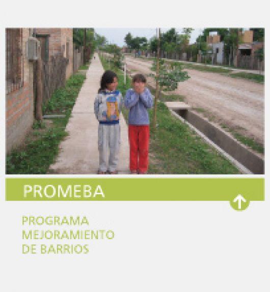 """¿Acuerdan la ejecución de las primeras etapas del """"Promeba"""" en Bella Vista?"""