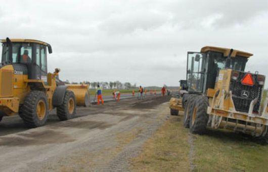 Alistan el inicio de obras en dos rutas provinciales