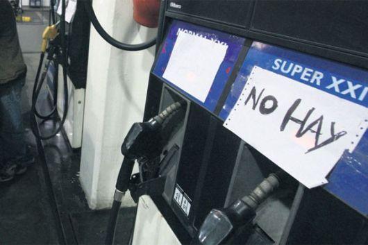 Estaciones de servicio otra vez sin combustible en Corrientes