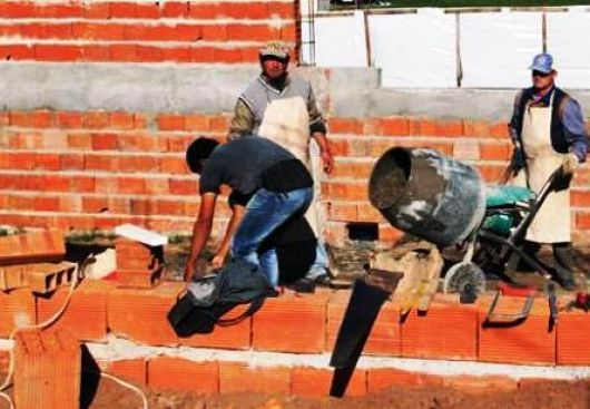 Construyen en Bella Vista la Casa del Discapacitado