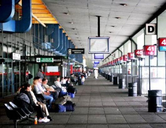 Recomiendan a los pasajeros de micros tomar precauciones ante el cese de la conciliación