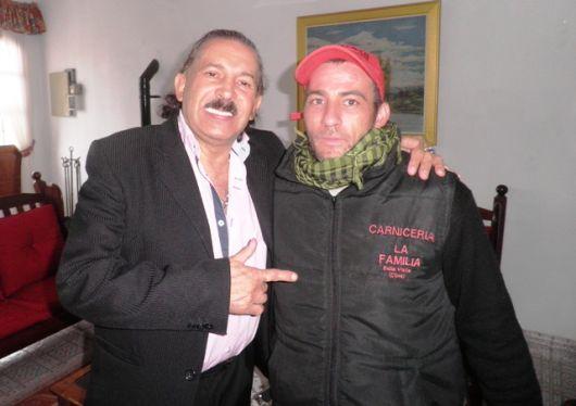 El Maestro con Carlitos kohler y la 90.1