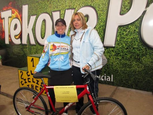 """Tekové Potí"": gran jornada del ciclismo regional"