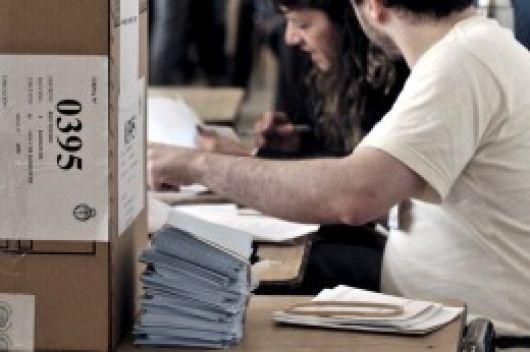 Un troquel será la constancia de emisión de voto para las primarias