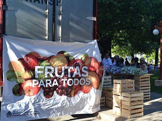 """Frutas Y Verduras para """"Todos"""""""