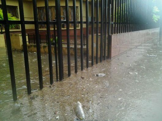 Subsidios a los afectados por las precipitaciones en Bella Vista