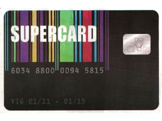 Se pone en marcha la Supercard: costará 38 pesos mensuales
